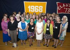 Class of 1968 - Happy 45th!!