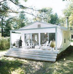Beach house simplicity