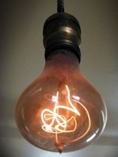 This light bulb has been working continuously for 110 years. It was made by a competitor to Thomas Edison named Adolphe Chailet and is located at Fire Station Number 6 in Livermore, CA. It has survived earthquakes, moves, and changes in voltage and still provides light. It hangs outside the fire station and lights a small area. Chailet designed lightbulbs to last indefinitely but for some reason people didn't like his bulb and he went out of business.