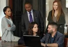 Gladiators in Suits - Scandal -  ABC Scandal