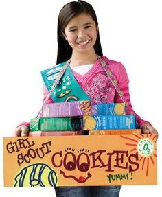scout cooki, scout stuff, mobiles, cooki booth, concess box, mobil girl, girl scout, cooki concess, craft ideas