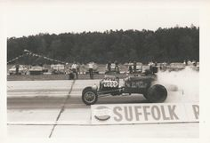 Vintage Drag Racing - Street Roadster at Suffolk