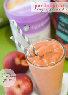 jamba juice smoothie recipe
