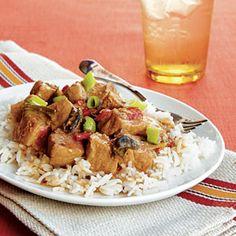 105 Slow-Cooker Favorites | Caribbean-Style Pork | CookingLight.com