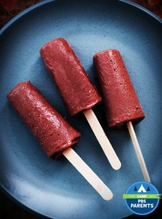 Chunky Monkey Chocolate Pudding Pops--Need we say more? #CampPBSParents