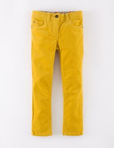 Cord Slim Fit Jeans