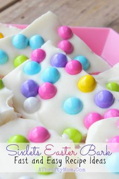 Almond Bark Easter R