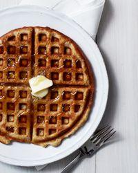 Almond Waffles Recipe