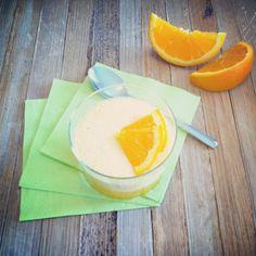 Mousse de naranja recetas de postres lamejornaranja.com