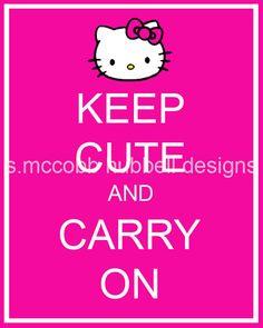 quotabl stuff, hello kitti, pink pizazz, 3hellooo kitti, hello kitty, silli stuff