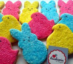Cookieria By Margaret easter cookies, peebs, biscoitos decorados, bolachas decoradas, cookie decorado, biscoito, bolacha decorada