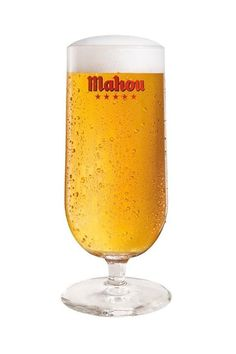 Mahou on pinterest madrid beer caps and spanish for Copa cerveza