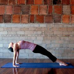 7 Ways to Challenge Your Plank