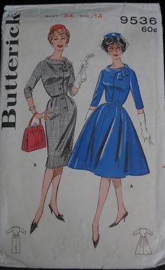 Butterick 9536