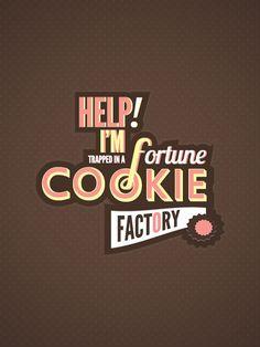 graphic design, illustrations, typograph illustr, cooki factori, margherita fortuna, fortun cooki, design inspir, factories, typographi design