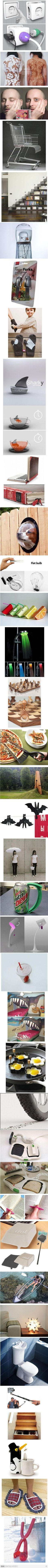 funny/cool inventions