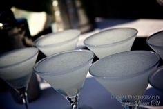 Traditional daiquiri's  - a way to cool down in the summer!