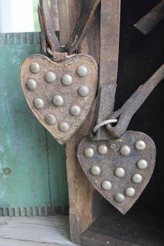 a fine farmhouse: hearts