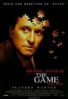 games, the game, favourit film, favorit film, michael dougla, david fincher, favorit movi, game 1997, movi magic