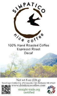 Simpatico - Espresso Roast DECAF