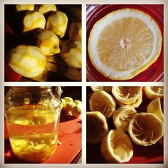 Making the limoncell