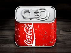 Cola- Cola that looks like SPAM : ) PD