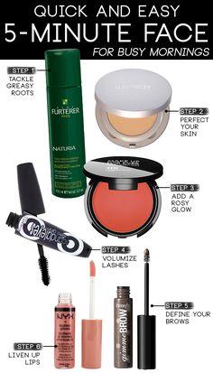 beauti idea, makeup contour, nail, running late makeup, masquerad makeup, easi 5minutefac, makeup routin, hair, beauti care