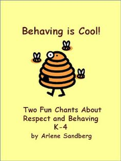 Kreative in Kinder: Behavior Raps.the Word!