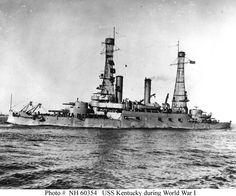 USS Kentucky BB-6