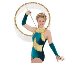 Star Line Twirling Baton Hoop Fringe Kits VE920