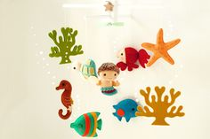 From baby mobiles an