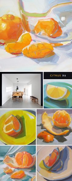 ART GOES HERE on @sfgirlbybay / victoria smith  {art by robin rosenthal}