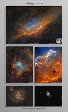 Wonders of Perseus, J-P Metsavainio A collection of my images from the constellation Cepheus.