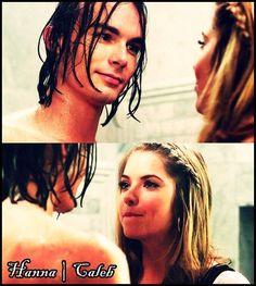 Pretty Little Liars | Hanna & Caleb