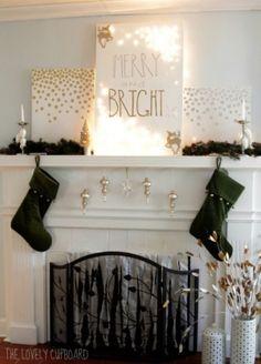 Lots of DIY Christmas decoration ideas. by TinyCarmen