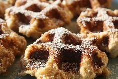 Belgian Sugar Waffles