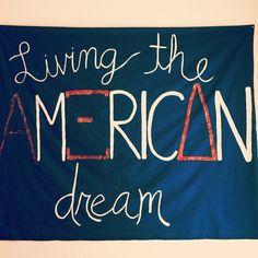 Living the American dream, AXiD
