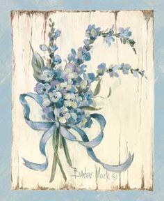 http://www.barewalls.com/i/c/470920_Summer-Bouquet-Of-Blues-I.jpg