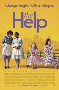 The Help  a moving human portrayal of racial prejudice, courage and compassion set in Mississippi in the 1960s. Complex and rich script and performances.