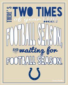 Indianapolis Colts Football Season