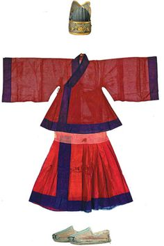 Emperor Silk Robes | dress worn by the Empress Dowager Ci Xi of the Qing Dynasty A ...