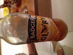 Cerveja de pêssego #gostosa