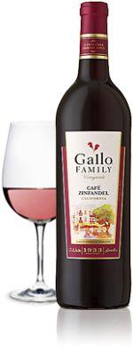 Café Zinfandel | Zinfandel Wine | Gallo Family Vineyards