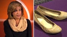 Did Meredith steal Hoda's favorite shoes? Jeff Rossen 'investigates'