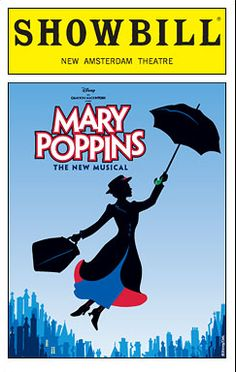 Mary Poppins - The Musical on Broadway