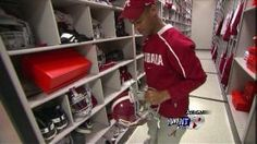 Alabama's Two AJ's ~ This video brings tears to my eyes...I love AJ McCarron!