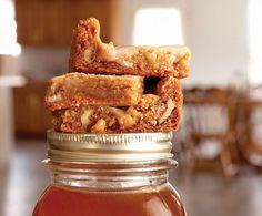 Homemade Honey Bars