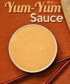 Yum Yum Sauce Recipe