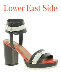 NYC Neighborhoods By Shoe: Our Well-Heeled Guide