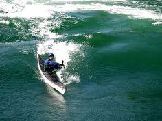 ph ari, kayak surf, surf kayak, sea kayak